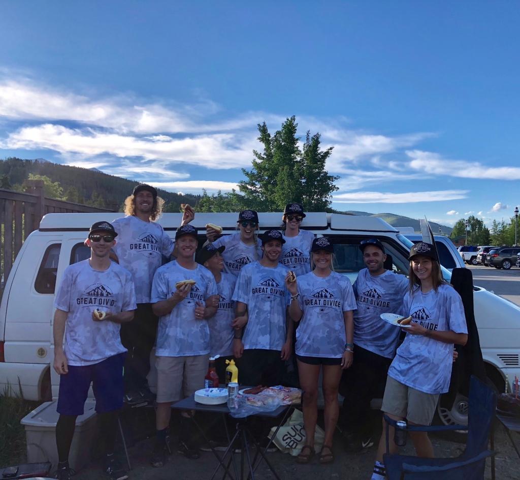 great divide softball team fellowship