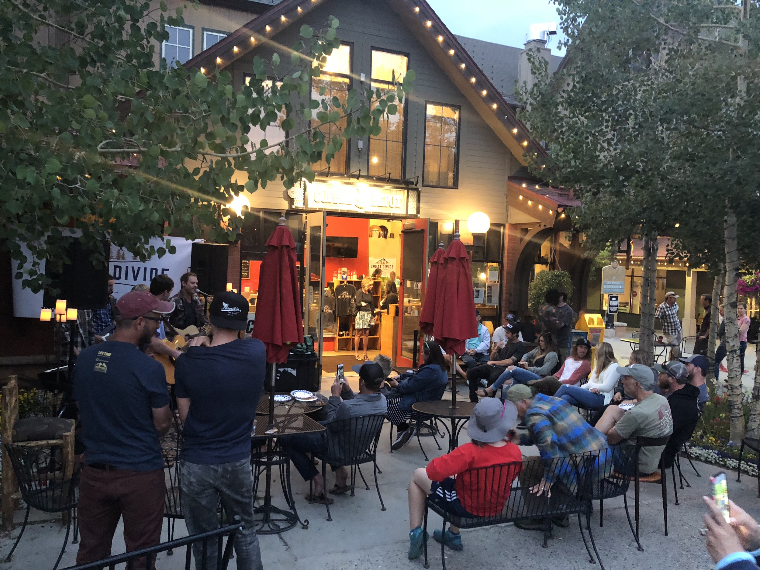 coffee house concert 2018