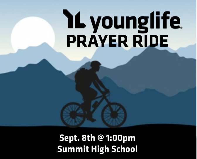 summit yl prayer ride