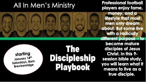 Discipleship Playbook